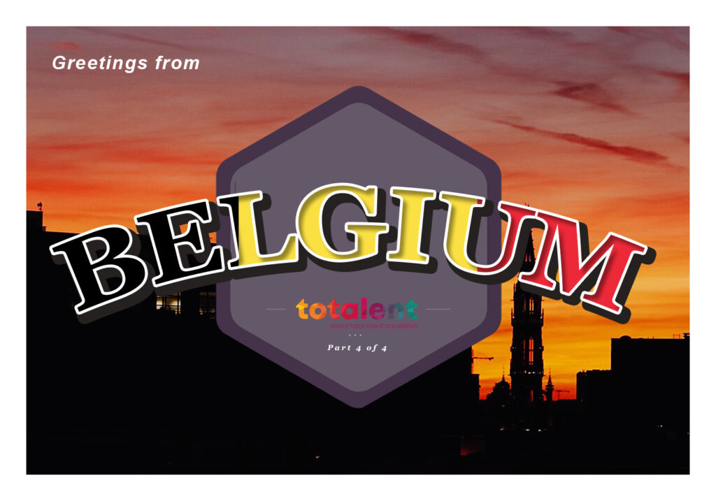 The Belgium Series Part 4: How to welcome your Belgian employee?