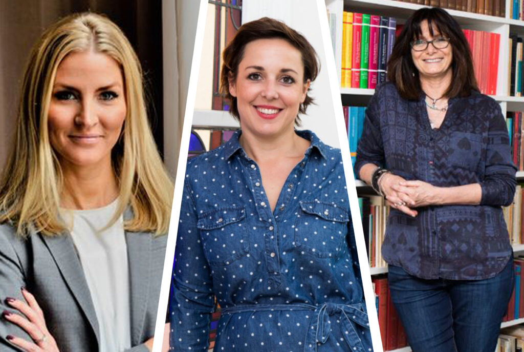 Meet the three women at the front of the tech charge in recruitment