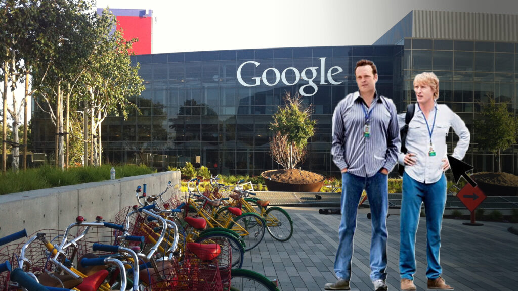 Hiring for diversity, with two lessons from Google and the film 'The Internship'