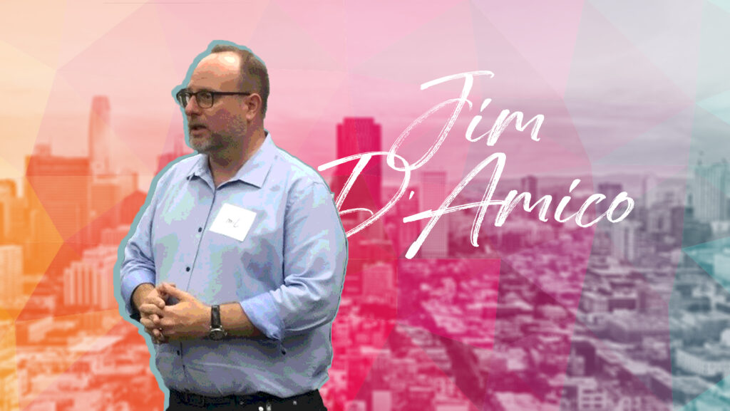 The ToTalent Recruitment Masterclasses from Silicon Valley: introducing Jim D'Amico