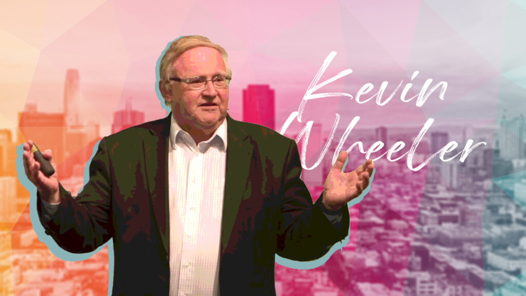 The ToTalent Recruitment Masterclasses from Silicon Valley: introducing Kevin Wheeler
