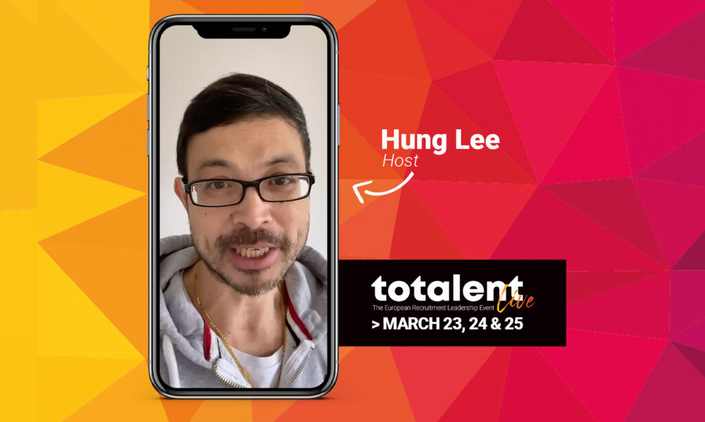 "Hung Lee: ""This is a must-attend for any leader in TA"""