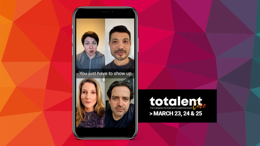 """ToTalent Live 2021 line-up confirmed: """"You just have to show up"""""""
