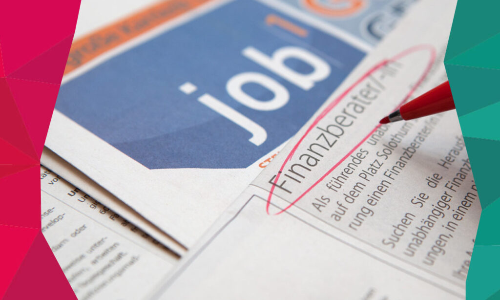 How the job advertisement market recovers from the pandemic