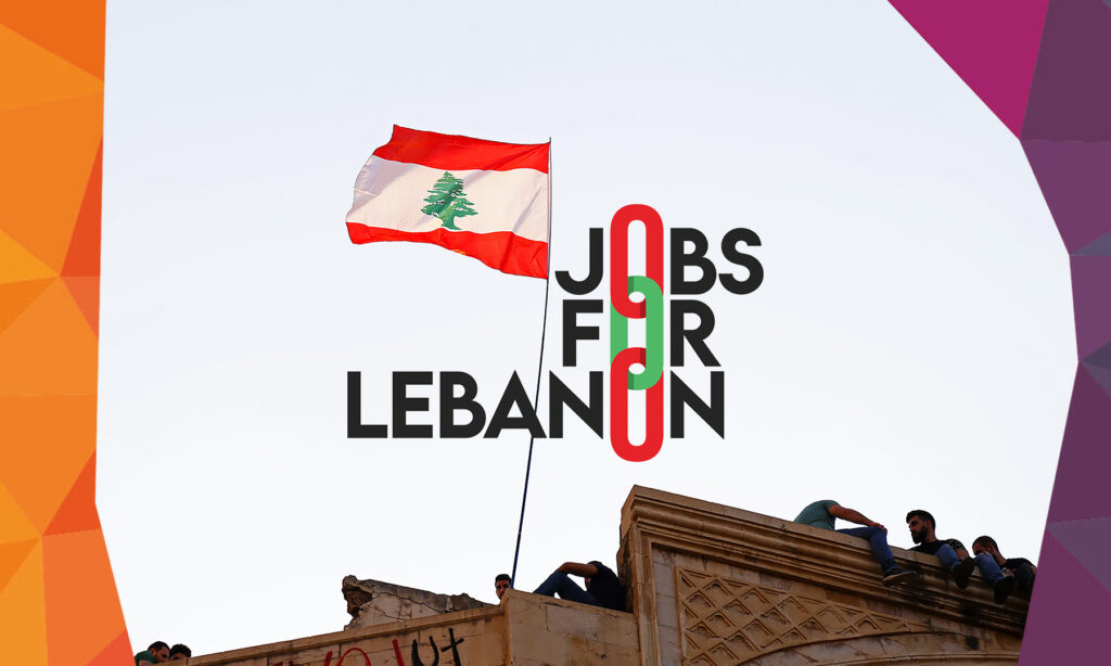 How Jobs for Lebanon serves as a beacon of hope for a nation in economic turmoil