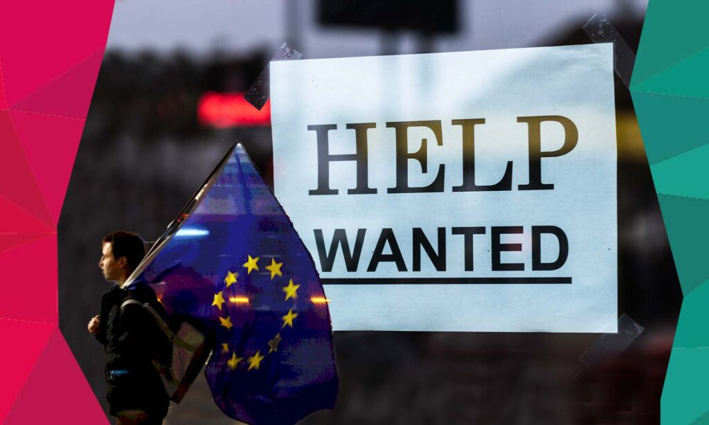Inside the UK's worst staffing crisis post-Brexit: 'In 40 years of recruiting, it has never been as much of a struggle'